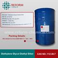 Dietileno glicol dietil éter/2- ethoxyethyl etéreo/dgde/cas: 112-36-7