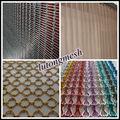 آنبينغ الأرجوانيعينة لصالونالمؤسسة تصميم أزياء المعدنية الستار، مطعم، والفنادق الخ