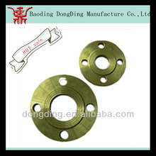 high quality plate flat raised face flange dimensions made in China with low price