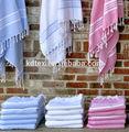 حار مبيعات الناعمة 100% الجملة القطن منشفة التركية
