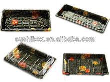 plastic sushi trays