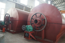 Xinxiang Jin Zhen China manufacturer used tire pyrolysis machine to oil