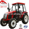 2014 china manufctory75HP 4Wd farm tractors on sale overseas