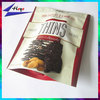 custom stand up plastic bag for chocolate packing food grade