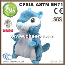 Welcome custom stuffed squirrel animals can according to your drawing