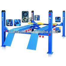 Wheel Alignment 3D Four Post Lift