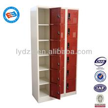 gym school use locker kitchen cupboard 18 doors steel key locker