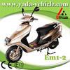 yada em1-2 48v 450w brushless PMDC 20ah lead-acid 10inch drum brake vespa scooters