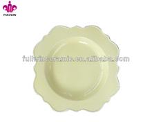 New Design Wholesale Ceramic Square Dish