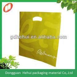 China supplier wholesales custom shopping plastic bag