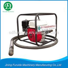 Costruzione di macchinari alta frequenza di vibratore per calcestruzzo con 2/6/8m tubo( fzb- 55)