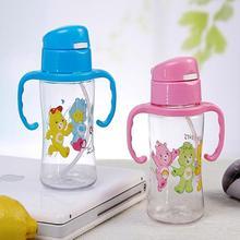 100804 leak proof water bottles for kids,kids school water bottle with straw,plastic water bottle for kid
