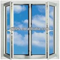 Plastic glass window price with high quality design