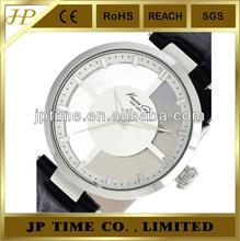New York Womens Silver Transparent Watch KC2649 WITH DEFECT,transparent wrist watch,transparent dial watch men