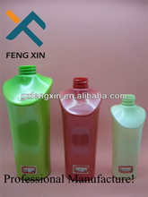 Hot Stamping Surface Handling and Conditioner Lotion Shampoo Bath Gel Cosmetic Type pet plastic tubes for shampoo body lotion