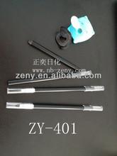 Cosmetic lip liner pen package