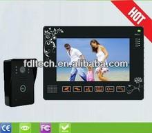 9 inch Video Door Phone Intercom Doorbell Home Security CMOS Camera Monitor
