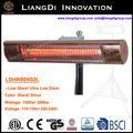 Faible 2000w/ultra l'éblouissement électrique de chauffage à infrarouge chauffe