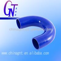 Auto universal hose kits 180 degree bend silicone hose