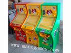 Kid electric game pinball machine