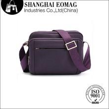 2014 man china manufacturer custom canvas branded handbag