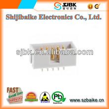 Rectangular Connectors - Headers, Male Pins AWHW-10G-0202-T Original