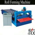 Techo de metal rodillo que forma la máquina/para la máquina de flexión de acero