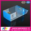 luxury plastic box,consumer electronic packaging,plastic pvc folding box