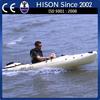 2014 Hison New Summer fiberglass canoe boat for sale