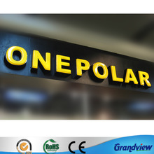LED Vacuum Formed Acrylic Channel Letter