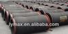 industril high pressure flexible rubber hydraulic hose pipe
