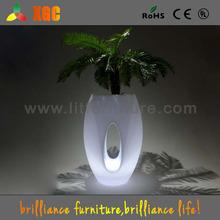 decorative artificial flower pot/indoor decorative flower pots planters/wedding flower pots