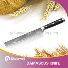 1PCS cleaver, japaness steel damascus knife