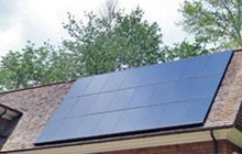 Top Sale complete solar system for home CE TUV prove BFS-1KW
