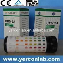 urine analysis test strips CE ISO FDA