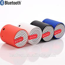 Small Cylinder Bluetooth Speaker Cylinder My Music Bluetooth Speaker