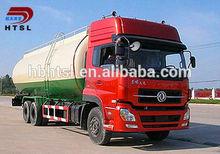 6x4 Dongfeng 25m3 bulk cement truck