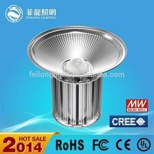 EMC/CE/ROHS hot sale indoor basketball court lighting high bay 300watt canopy led