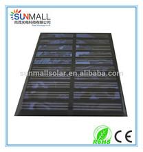 High Efficiency encapsulated solar panel
