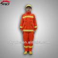 segurança contra incêndio e uniformes