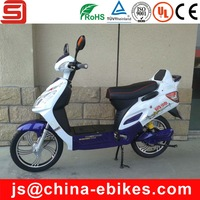Hybrid moped for Adults with CE ROHS Certificate