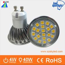 LED SMD 5050 spotlight led ceiling lamp gu10
