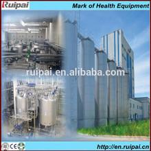 automática de leche y productos lácteos de la línea de procesamiento 20 con años de experiencia