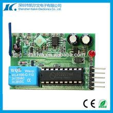 Mini wireless 433.92 transmitter receiver remote KL-K101