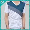 Fit long sleeve t shirt,custom long sleeve t shirt,combination t shirt factory(lyt070027)
