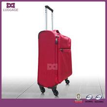 2014 hottest ultra fabric lightweight luggage