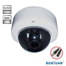 Sony 700TVL Starlight Vandalproof dome camera, super low lux cctv camera