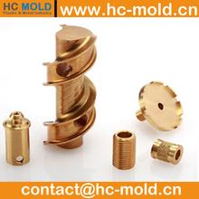 Nickel/Super Alloys precision screw machined parts screw machined parts