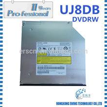 100% Brand New Tray Loading Internal SATA DVD/CD Rewritable Drive UJ8DB