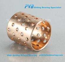 PVB092 Bronze Bearing,Bronze sliding Bearing,Bronze Wrapped Bearing